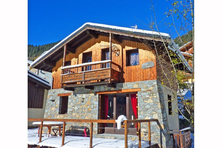 Vakantiehuizen Frankrijk | Rhone-alpes | Chalet te huur in Champagny-La-Vanoise   met wifi 6 personen