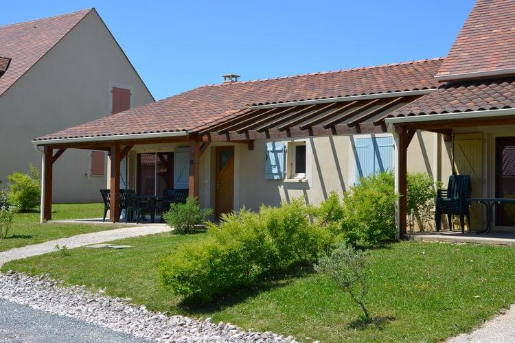 Bungalow Frankrijk, Midi-Pyrenees, Lanzac Bungalow FR-46200-21