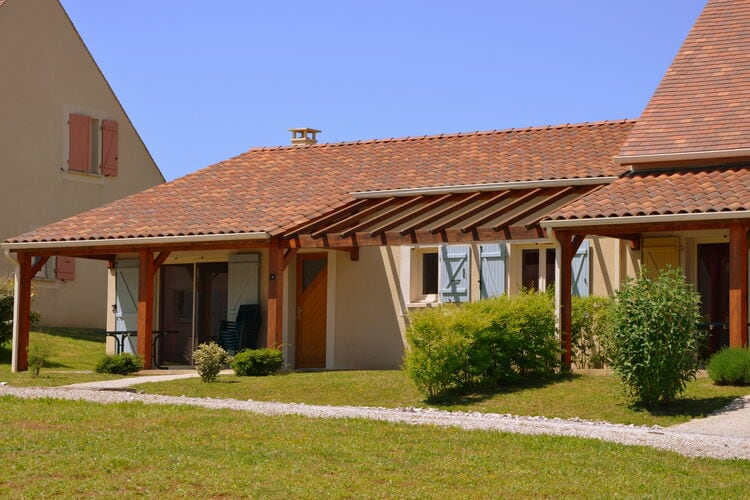 Bungalows Frankrijk | Midi-Pyrenees | Bungalow te huur in Lanzac met zwembad  met wifi 4 personen
