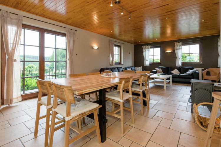 Villa België, Luxemburg, Brisy Villa BE-6673-17