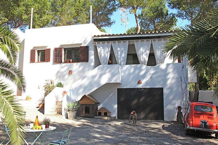 Vakantiehuis  met wifi  IbizaEspalmador