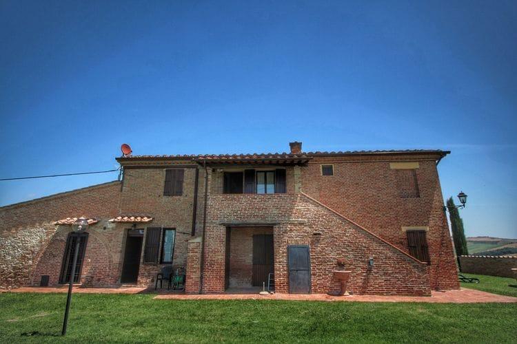 Boerderij Italië, Toscana, Arbia Asciano Boerderij IT-53041-25