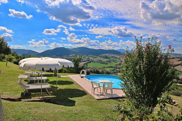 Villa Italië, Marche, Arcevia Villa IT-60011-14