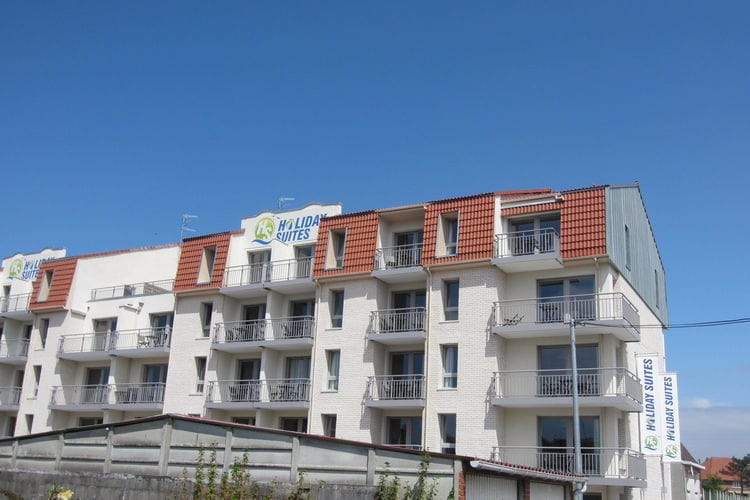 Appartement  met wifi  PicardieResidence Bray-Dunes Margats 1