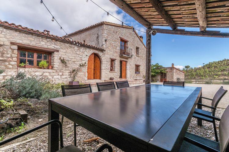 Boerderij Spanje, Costa de Barcelona, Sant pau de la Guardia-El Bruc Boerderij ES-08294-03