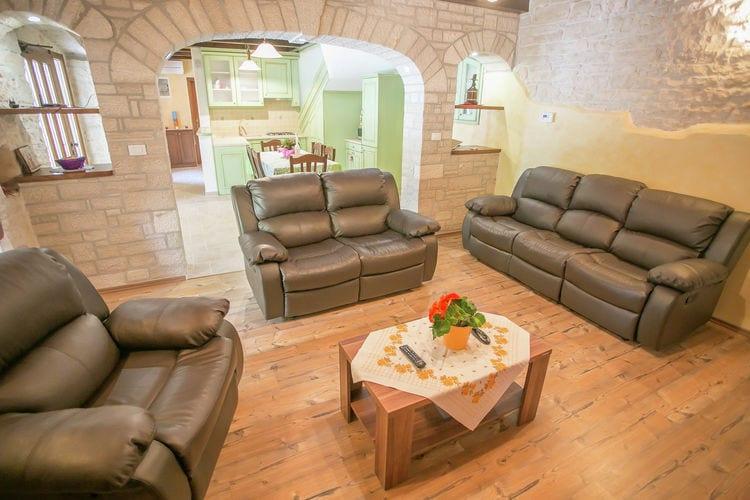vakantiehuis Kroatië, Istrie, Jakovici vakantiehuis HR-52444-29