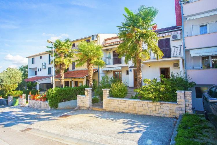 Appartement Kroatië, Istrie, Funtana Appartement HR-52452-03