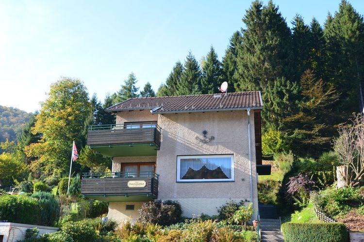 Duitsland | Berlijn | Vakantiehuis te huur in Sieber   met wifi 16 personen