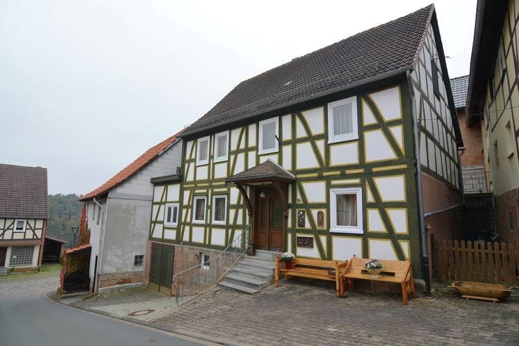 Vakantiehuis duitsland, Hessen, Bad Arolsen-Landau Vakantiehuis DE-34454-06