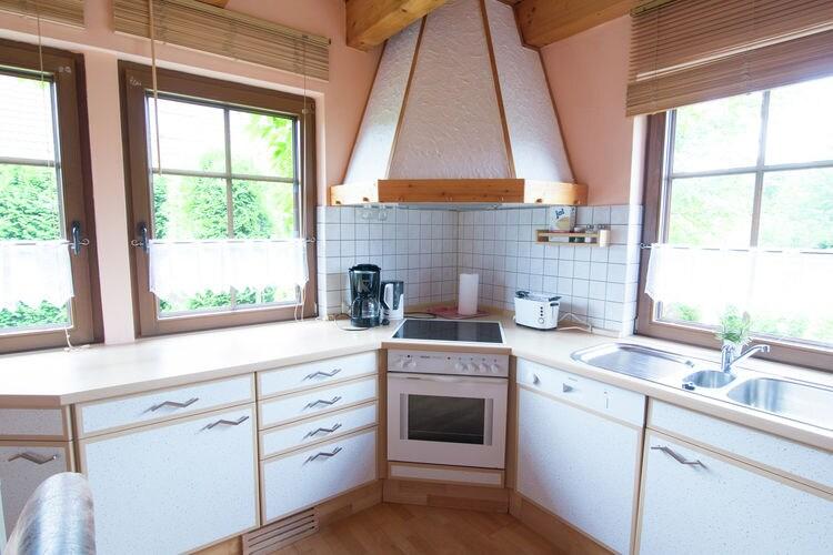 vakantiehuis Duitsland, Hessen, Vöhl - Obernburg vakantiehuis DE-34516-13