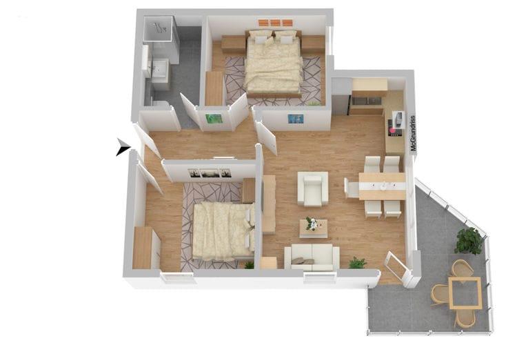 Appartement Duitsland, Sauerland, Willingen Appartement DE-34508-117