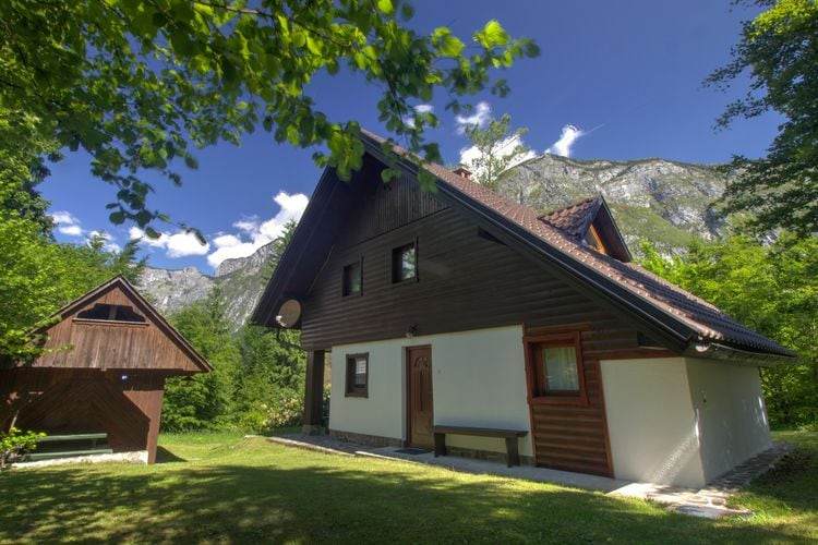 Slovenie | West-Kust | Appartement te huur in Bohinj    5 personen