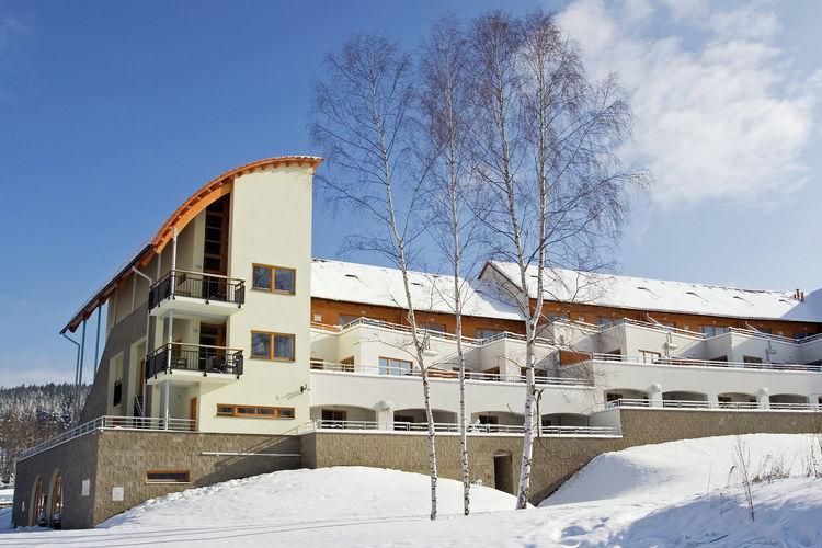 Lipno Lake Resort Sumava Mountains South Bohemian Region Czech Republic