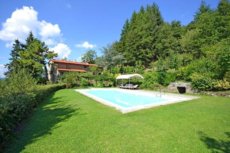 Villa met zwembad met wifi  CortonaVilla Mara