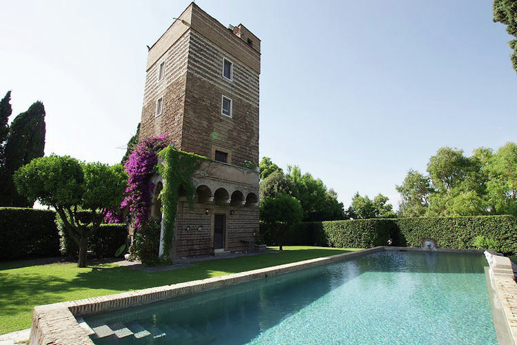Villa e Torre  Lazio Rome Italy