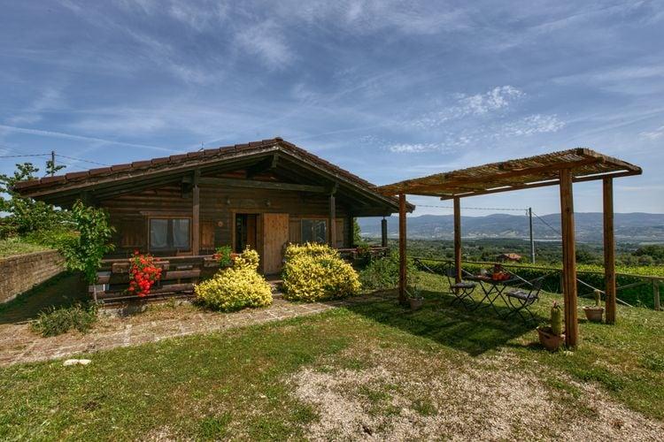 Woning Italie | Lazio | Vakantiehuis te huur in Graffignano met zwembad  met wifi 2 personen