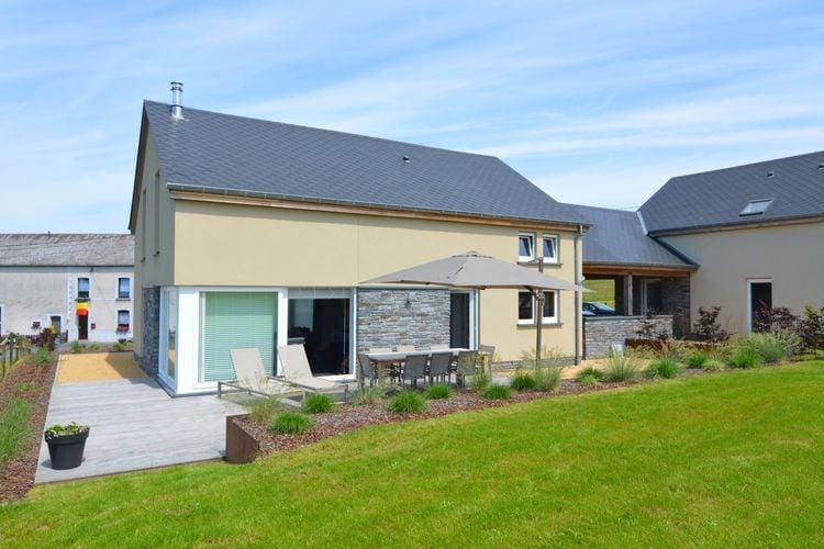 Vakantiehuizen Belgie | Luxemburg | Vakantiehuis te huur in Wilogne   met wifi 8 personen