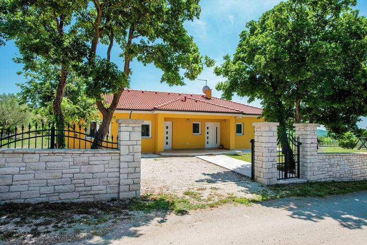 Villa Kroatië, Istrie, Sorici Villa HR-52210-20