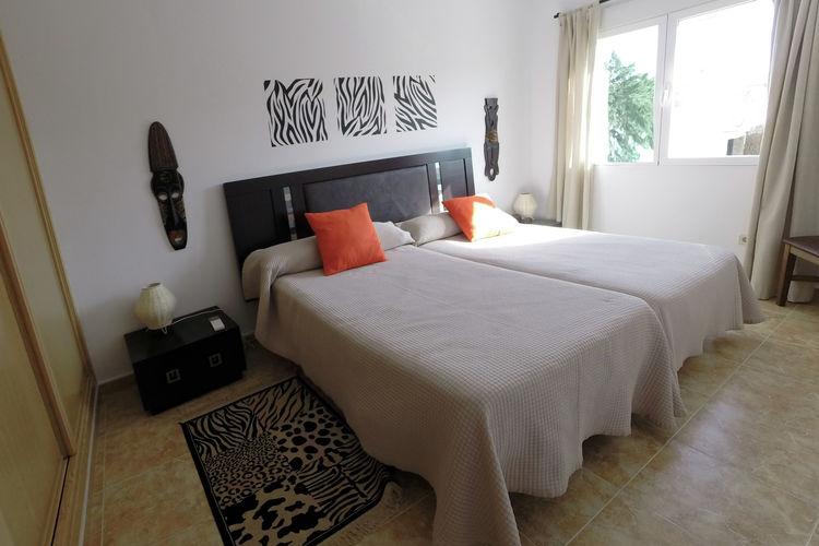 Vakantiewoning  met wifi  Gálvez  Casa Rural Toledo III