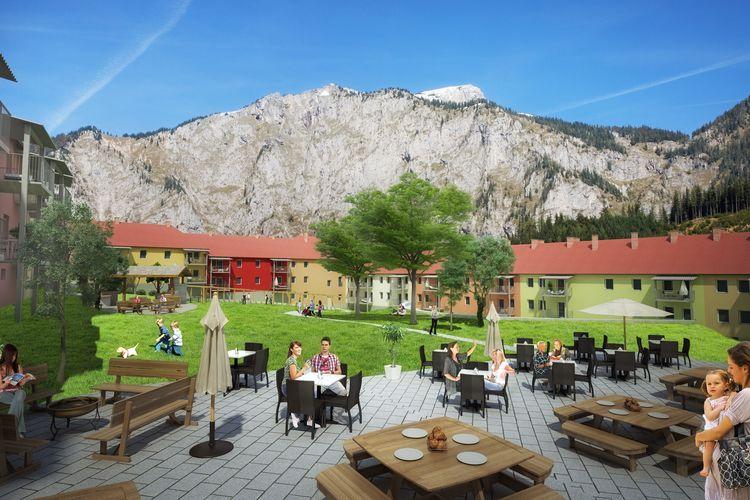 Erzberg Appartement B Prabichl Styria Austria