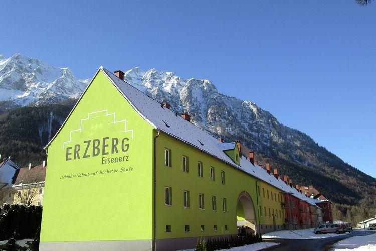 Erzberg Appartement E - Apartment - Eisenerz