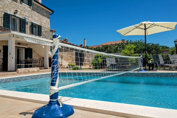 Villa Kroatië, eld, Grohote Villa HR-00009-01