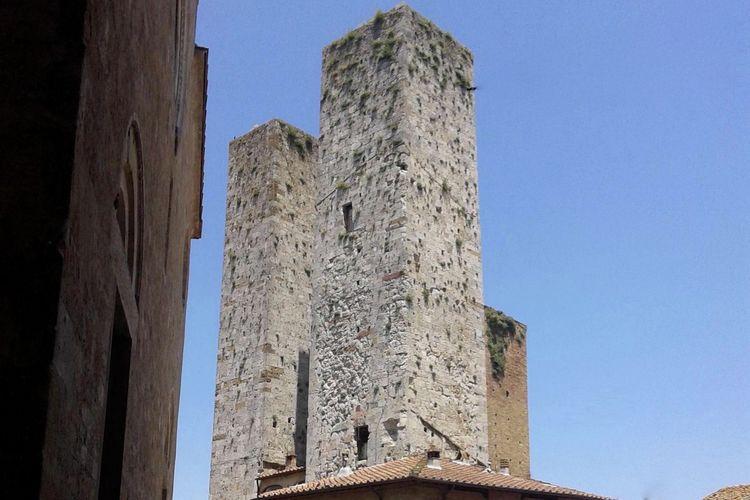 Torre San Gimiganano  Tuscany Elba Italy