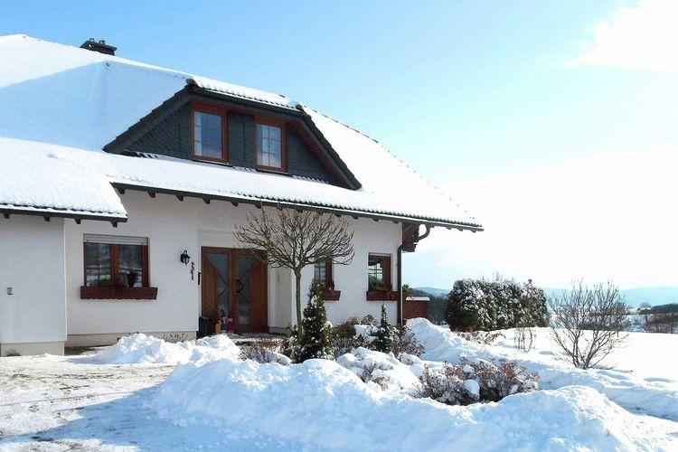 Vakantiehuizen Duitsland | Sauerland | Appartement te huur in Medebach-ot-Dreislar   met wifi 2 personen