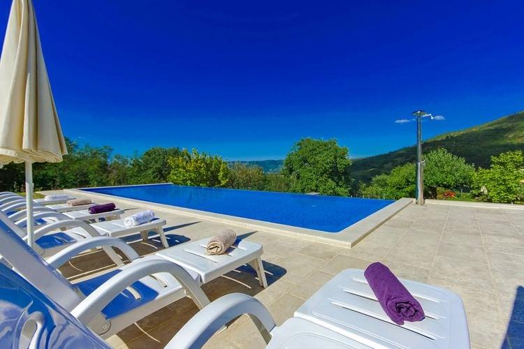 Villa Kroatië, Istrie, Kaldir Villa HR-52424-06