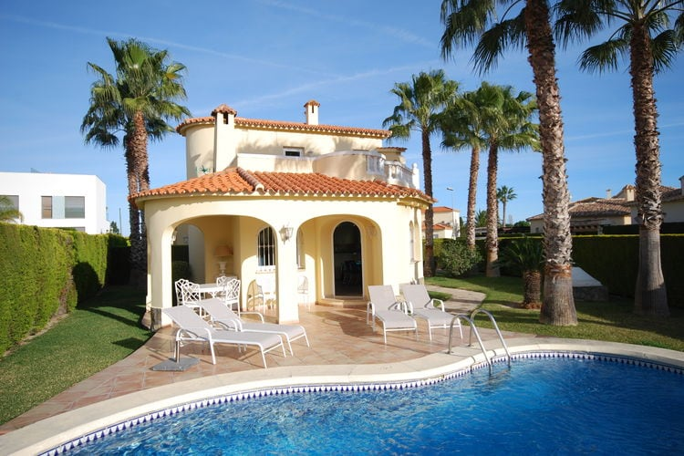 Vakantiehuizen Spanje | Valencia | Villa te huur in Oliva met zwembad  met wifi 6 personen