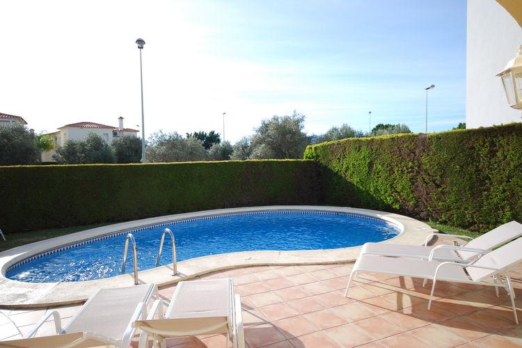 Spanje | Valencia | Villa te huur in Oliva met zwembad aan zee met wifi 6 personen