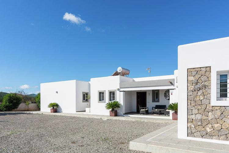 vakantiehuis Spanje, Ibiza, Can Tomas / san Rafael vakantiehuis ES-07820-07