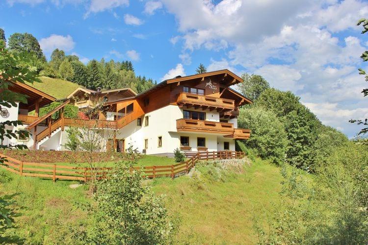 Vakantiehuis  met wifi  Saalbach-HinterglemmAlpensteinbock Saalbach