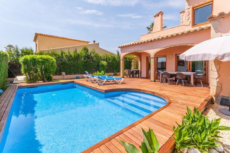 Villa Spanje, Costa Brava, Sant Pere Pescador Villa ES-17470-35