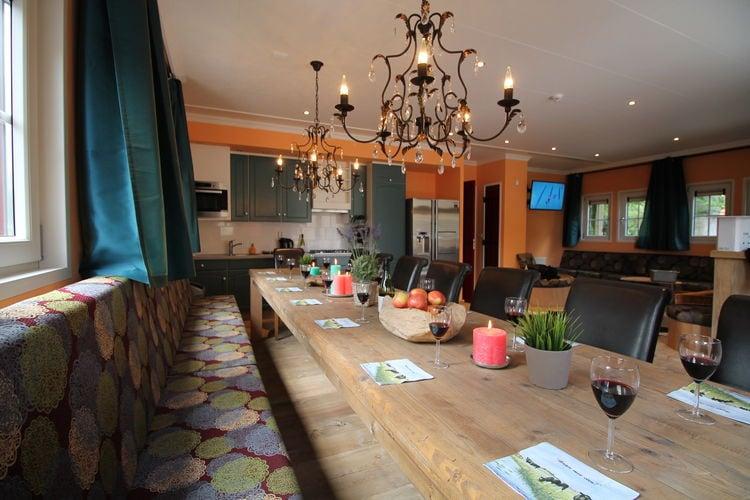 Villa Nederland, Overijssel, De Bult - Steenwijk Villa NL-8346-37