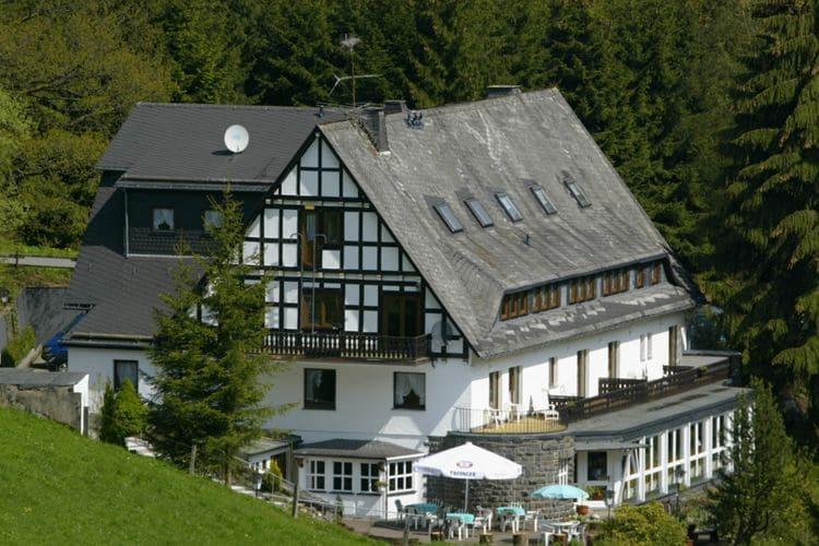 Vakantiehuis  met wifi  WinterbergLandhaus Winterberg