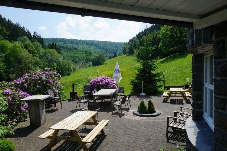 Vakantiehuizen Duitsland | Sauerland | Vakantiehuis te huur in Winterberg   met wifi 30 personen
