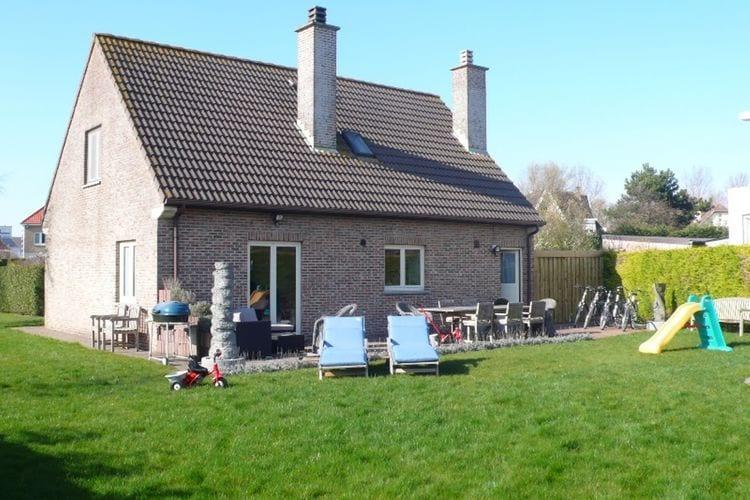 Villa huren in MIDDELKERKE -  nabij Strand met wifi  voor 8 personen  In deze vakantiewoning vlakbij zee..