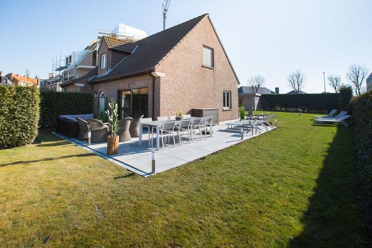 Belgie / West Vlaanderen | Villa  met wifi  - Middelkerke  Ten Poele