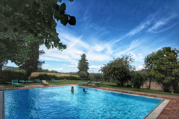 vakantiehuis Italië, Toscana, Colle val D