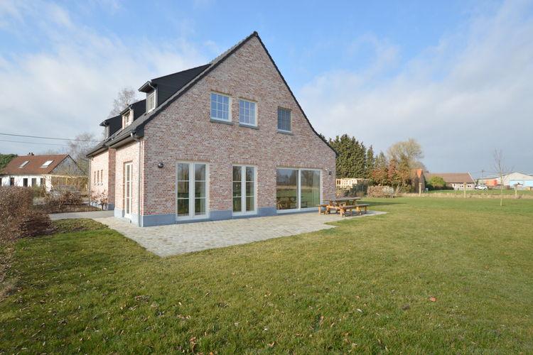 Vakantiehuizen Belgie | Antwerpen | Vakantiehuis te huur in Sint-Amands   met wifi 8 personen
