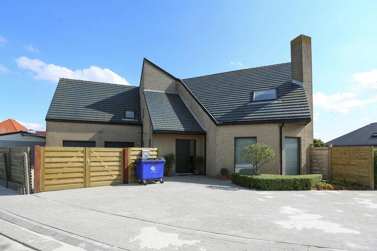 Vakantiehuizen Belgie | West-Vlaanderen | Villa te huur in Middelkerke   met wifi 20 personen