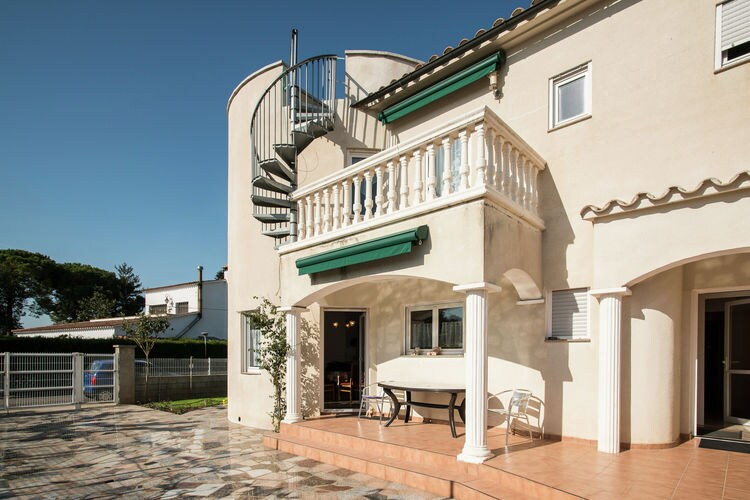 vakantiehuis Spanje, Costa Brava, Sant Pere Pescador vakantiehuis ES-17470-36