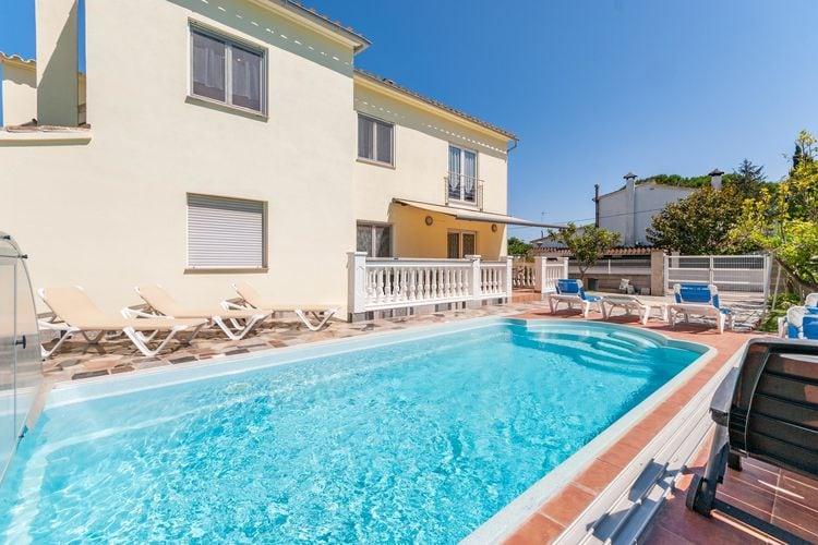 Vakantiehuizen Spanje | Costa-Brava | Vakantiehuis te huur in Sant-Pere-Pescador met zwembad  met wifi 10 personen
