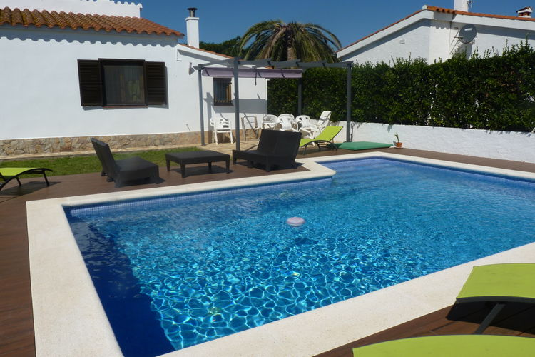 vakantiehuis Spanje, Costa Brava, Sant Pere Pescador vakantiehuis ES-17470-37