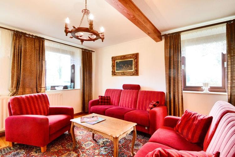 vakantiehuis België, Luik, Bütgenbach vakantiehuis BE-4750-59