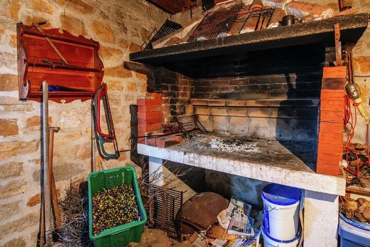 vakantiehuis Kroatië, eld, Veli rat vakantiehuis HR-23287-03