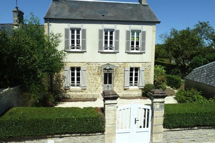 Vakantiehuizen Saint-Martin-Des-Entrees te huur Saint-Martin-Des-Entrées- FR-14400-27   met wifi te huur