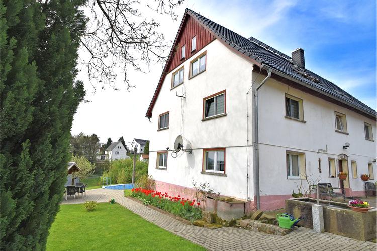 Vakantiehuizen Duitsland | Saksen | Appartement te huur in Lichtenhain   met wifi 4 personen