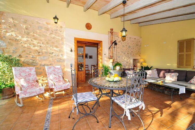 vakantiehuis Spanje, Mallorca, Buger vakantiehuis ES-00684-01